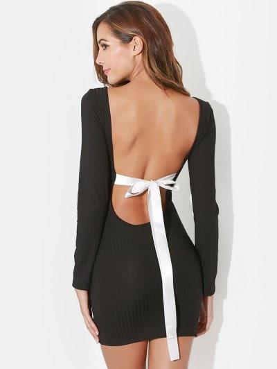 Best Backless Dresses for Summer 2019
